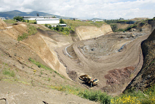 LEACHATE EXTRACTION ON LANDFILL SITES