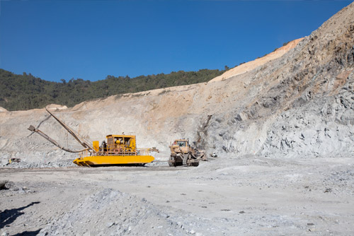 Dewatering - Open Pit Mines